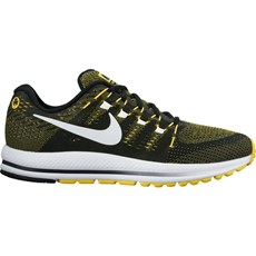 Nike Women's Vomero 12 | Black / Yellow Strike