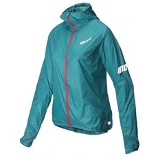 Inov-8 Women's Windshell FZ | Teal / Pink