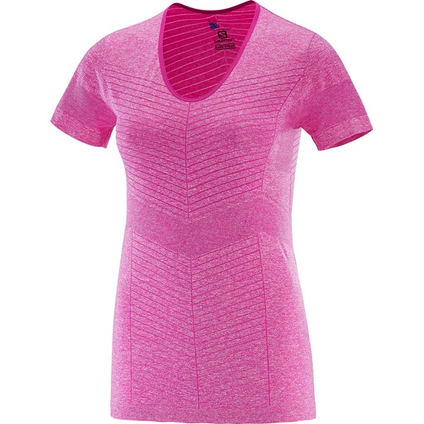 Salomon Women's Elevate Seamless Tee