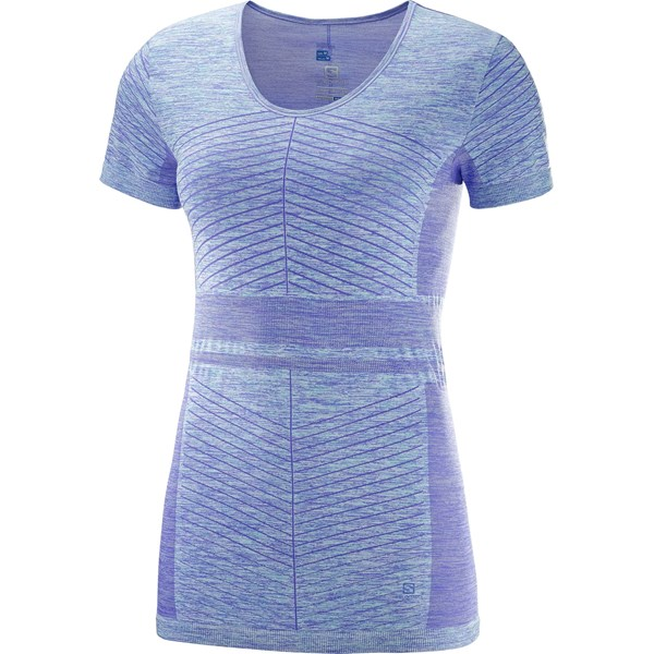Salomon Women's Elevate Move On Tee