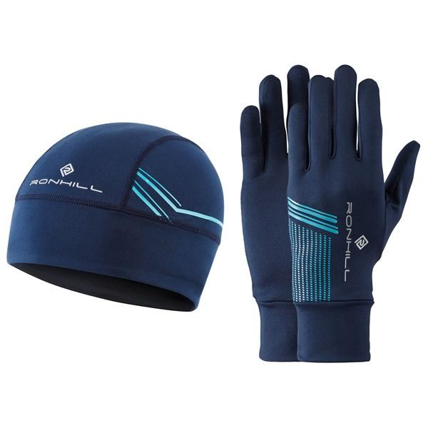 Ron Hill Beanie & Glove Set