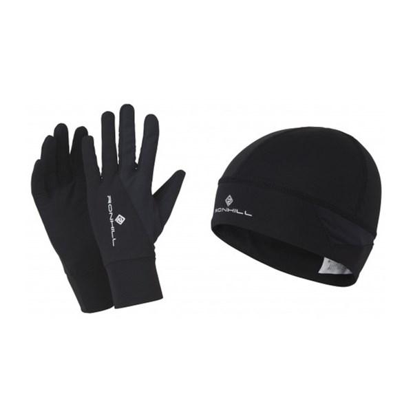 Ron Hill Unisex Beanie & Glove Set