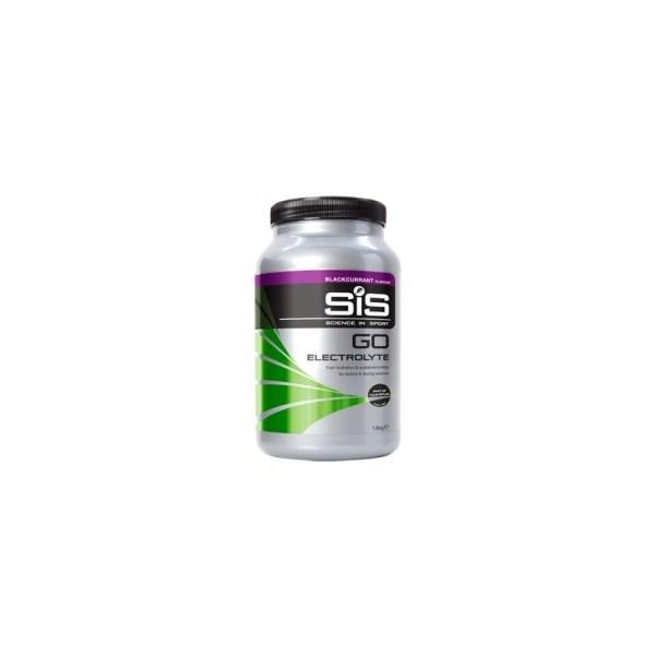 SiS Go Electrolyte 1.6kg (Blackcurrant)
