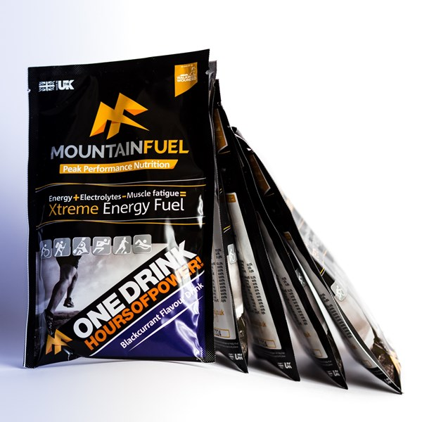 Mountain Fuel Energy Fuel (Blackcurrant)