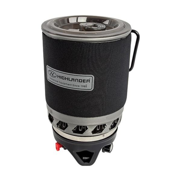 Highlander 1.1L Fast Boil Pot & Stove