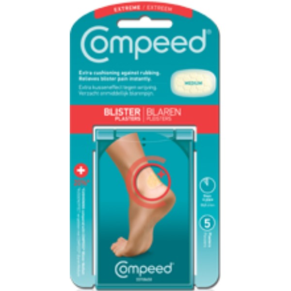 Compeed Blisters - Extreme Pack