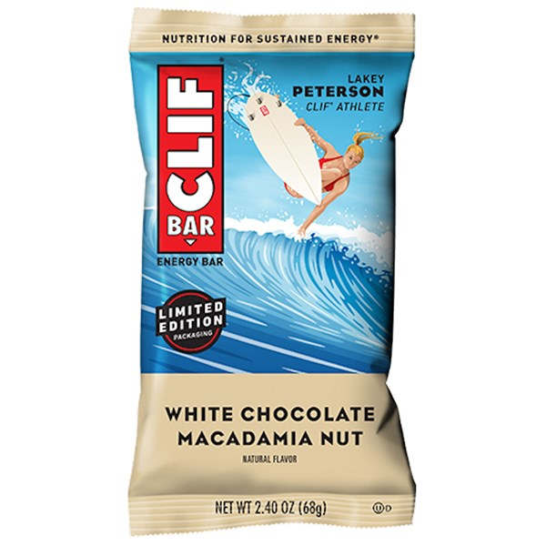 Clif Bar (White Chocolate Macadamia)