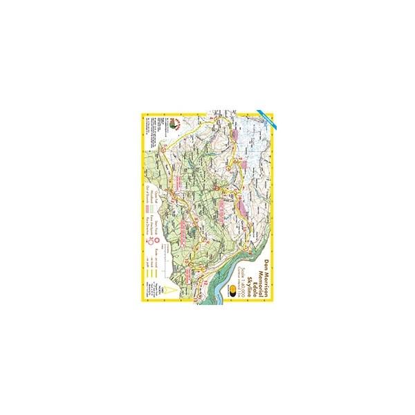 Harvey Edale Skyline Race Map