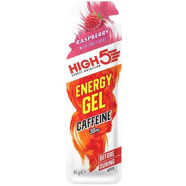High5 Energy Gel Plus (Raspberry)
