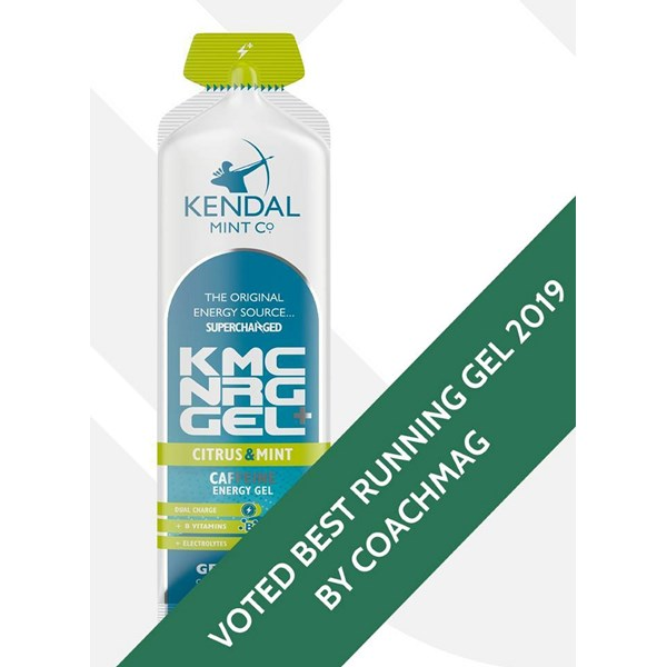 Kendal Mint NRG Gel+ (Caffeine Citrus & Mint)