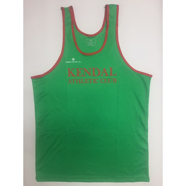 Ron Hill Junior Kendal AC Vest