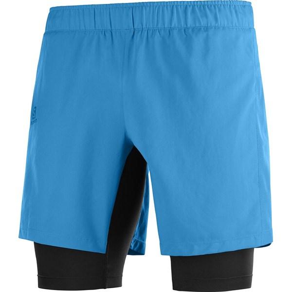 Salomon Men's Agile Twin Skin Short