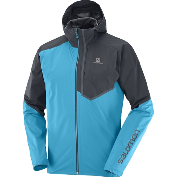 Salomon Mens Bonatti Trail WP Jacket