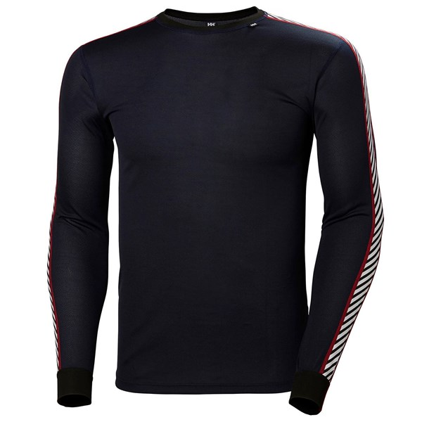 Helly Hansen Men's Lifa Stripe Crew