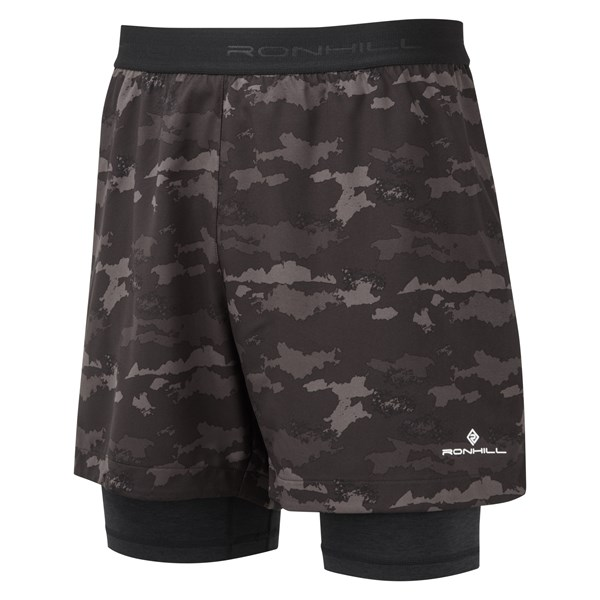 "Ron Hill Men's Life 5"" Twin Short"