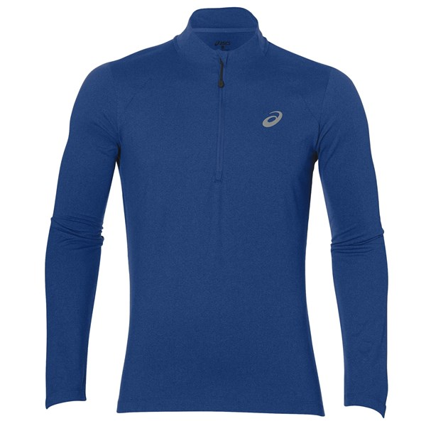 Asics Men's LS 1/2 Zip Jersey
