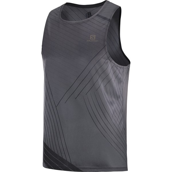 Salomon Men's Sense Aero Tank