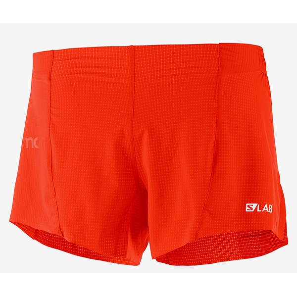 "Salomon Men's S-Lab 4"" Short"