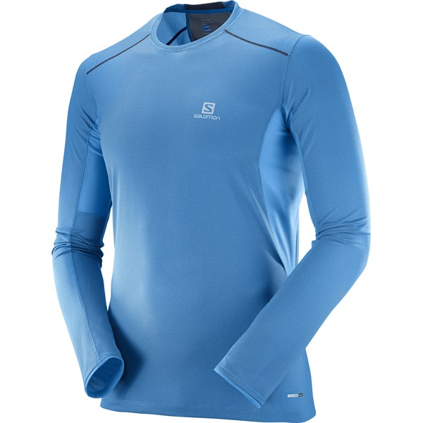 Salomon Men's Trail Runner LS Tee