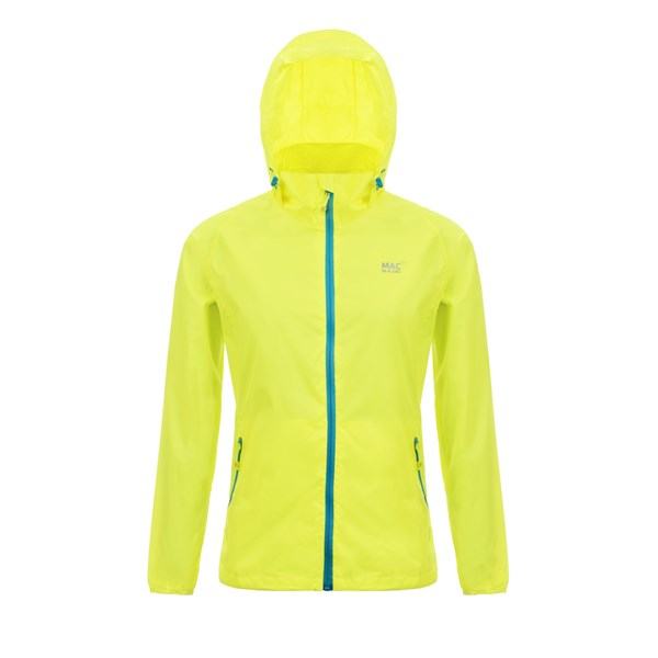 Mac in a Sac Unisex Neon Jacket