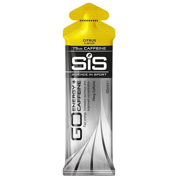 SiS Go Gel + Caffeine (Citrus)