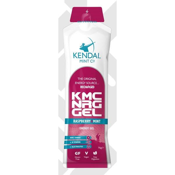 Kendal Mint NRG Gel (Raspberry & Mint)