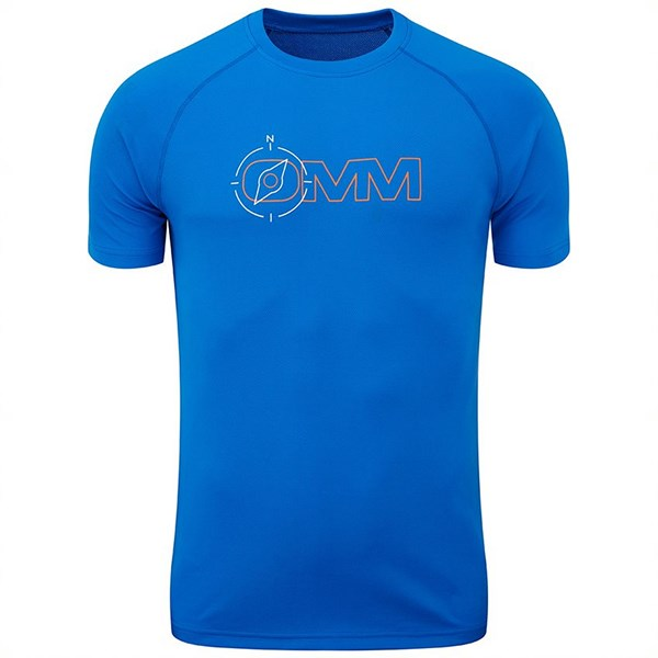 OMM Unisex Compass Trail Tee