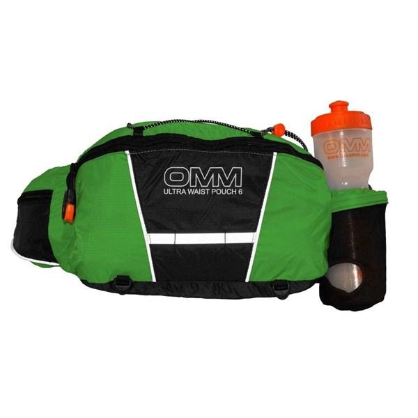OMM Ultra Waist Pouch 6L (Green)
