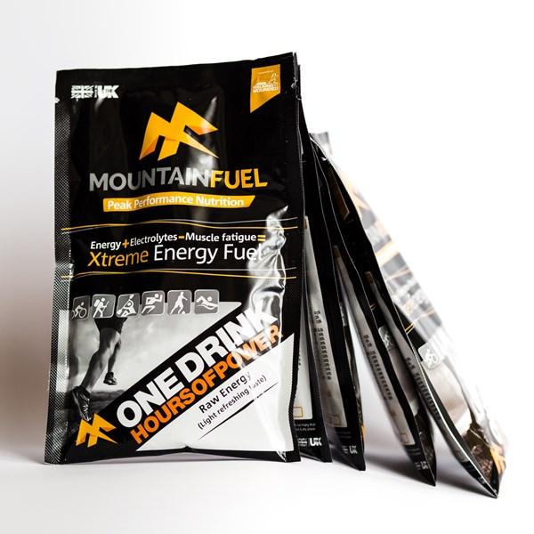 Mountain Fuel Energy Fuel (Raw)
