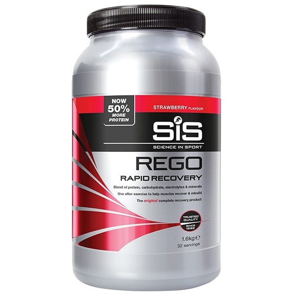 SiS Rego Rapid Recovery 1.6kg (Strawberry)