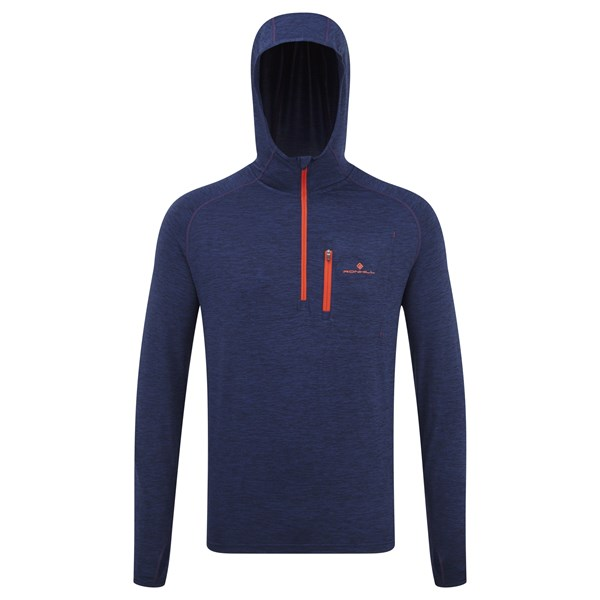 Ron Hill Men's Momentum Workout Hoodie