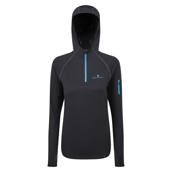 Ron Hill Women's Momentum Workout Hoodie