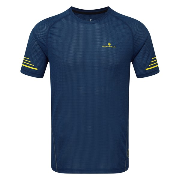 Ron Hill Men's Stride SS Crew