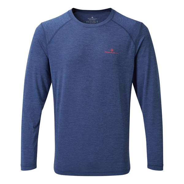 Ron Hill Men's Momentum LS Tee