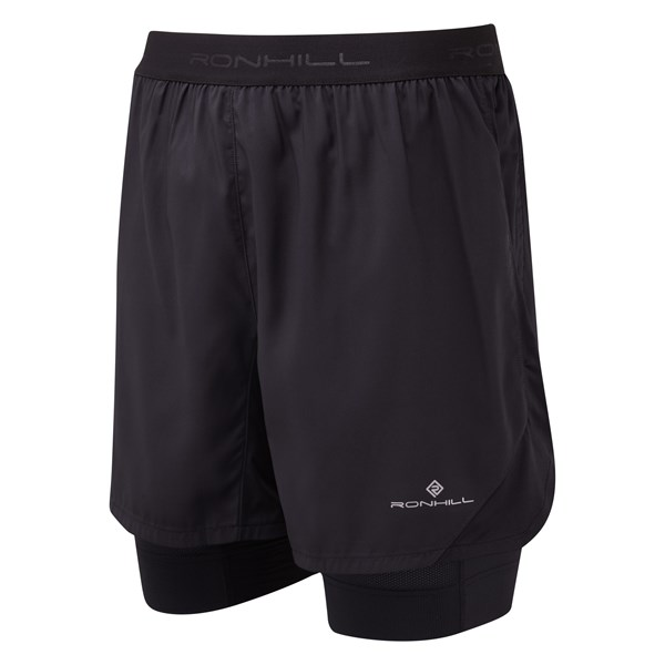 Ron Hill Men's Stride Revive Twin Short