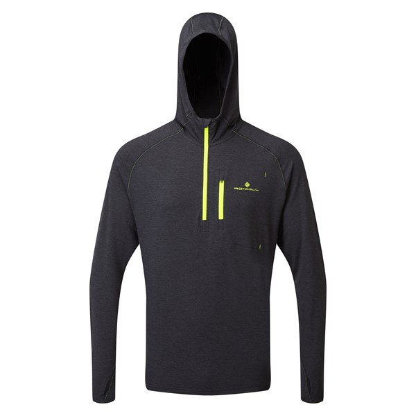 Ron Hill Men's Life Workout Hoodie