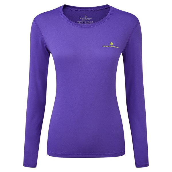 Ron Hill Womens Core LS Tee