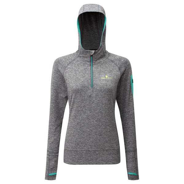 Ron Hill Women's Momentum Victory Hoodie