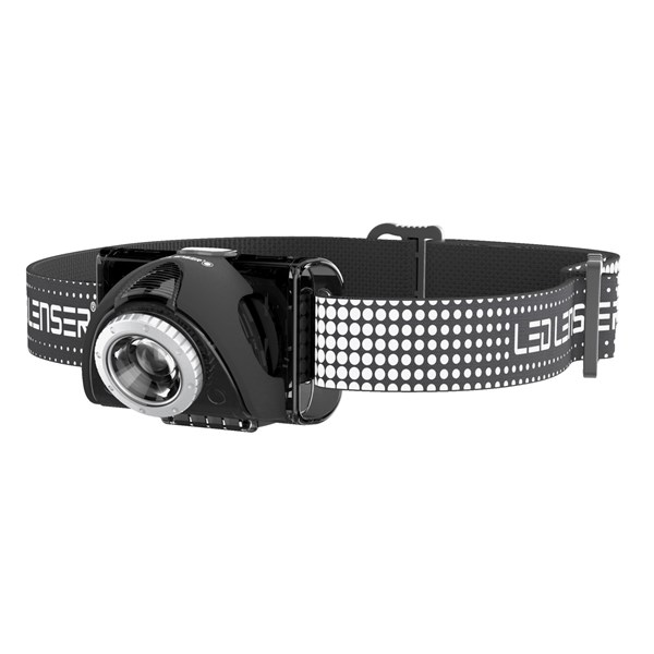 LED Lenser SE07R Headlamp