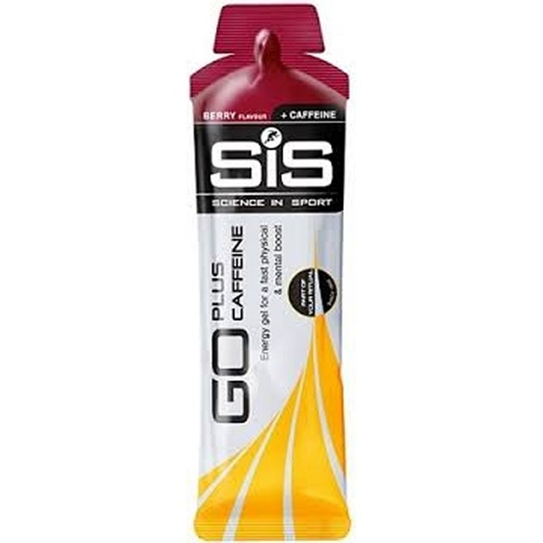 SiS Go Gel + Caffeine (Berry)