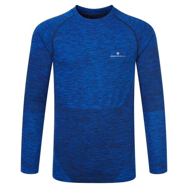 Ron Hill Men's Space Dye LS