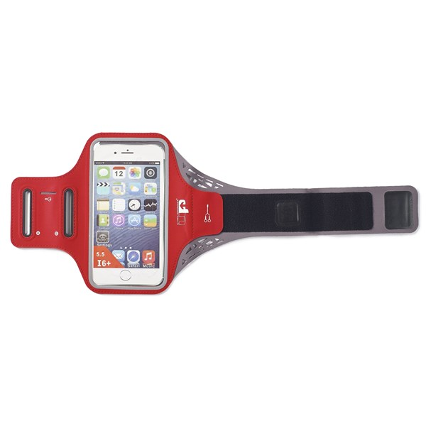 UP Ridgeway Phone Armband (Red)