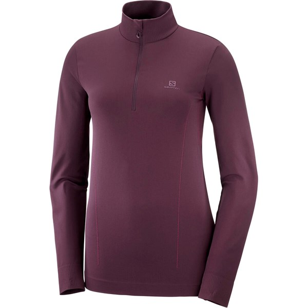 Salomon Women's Comet Seamless HZ