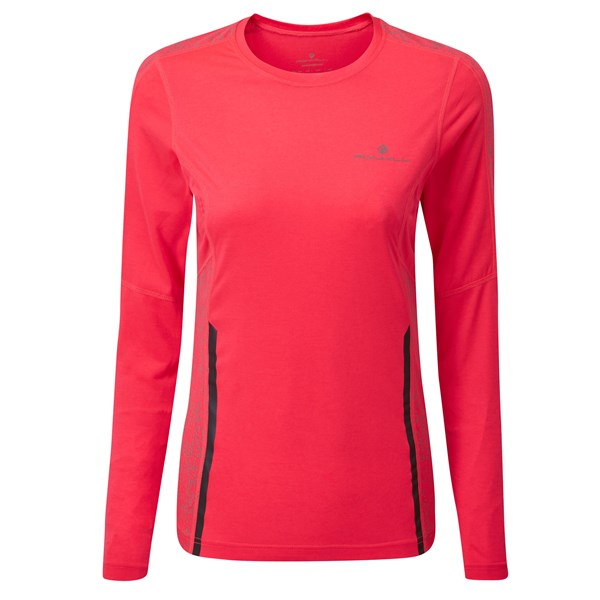 Ron Hill Women's Life Nightrunner LS