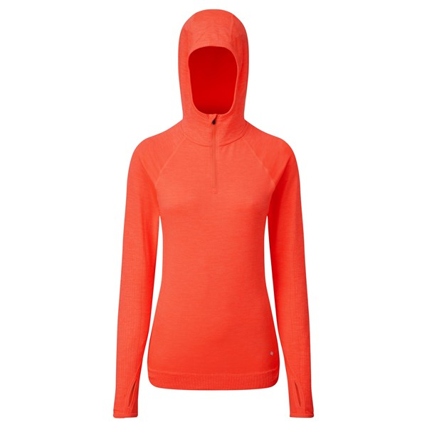 Ron Hill Women's Life Seamless Hoodie