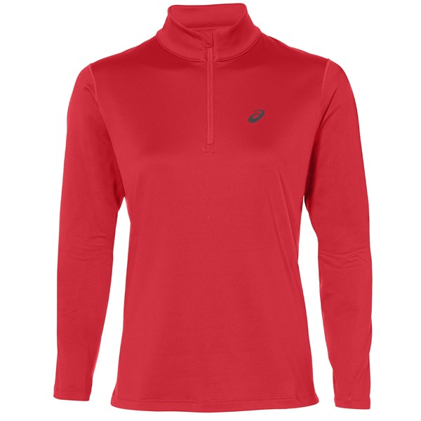 Asics Women's Silver Winter HZ Top
