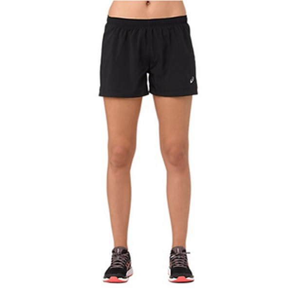 "Asics Women's Silver 4"" Short"
