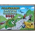 Fell Running Cartoon Calendar (Jim Tyson)