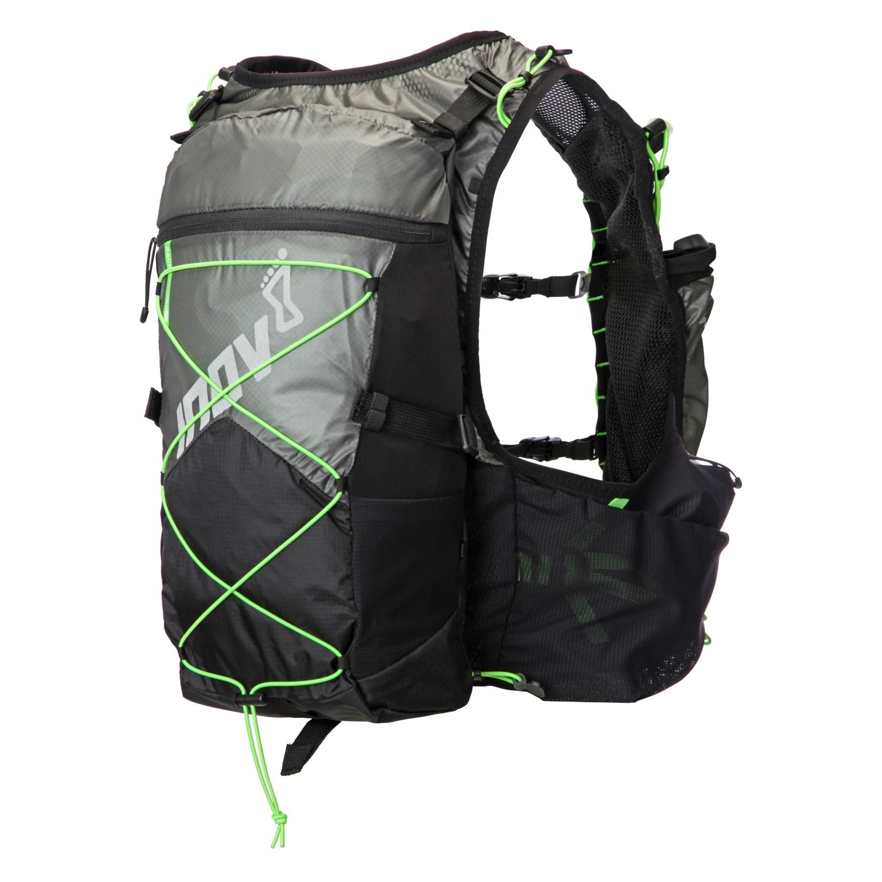 7262c76cc1 Inov-8 Race Ultra Pro 2 in 1 Vest   Black / Green