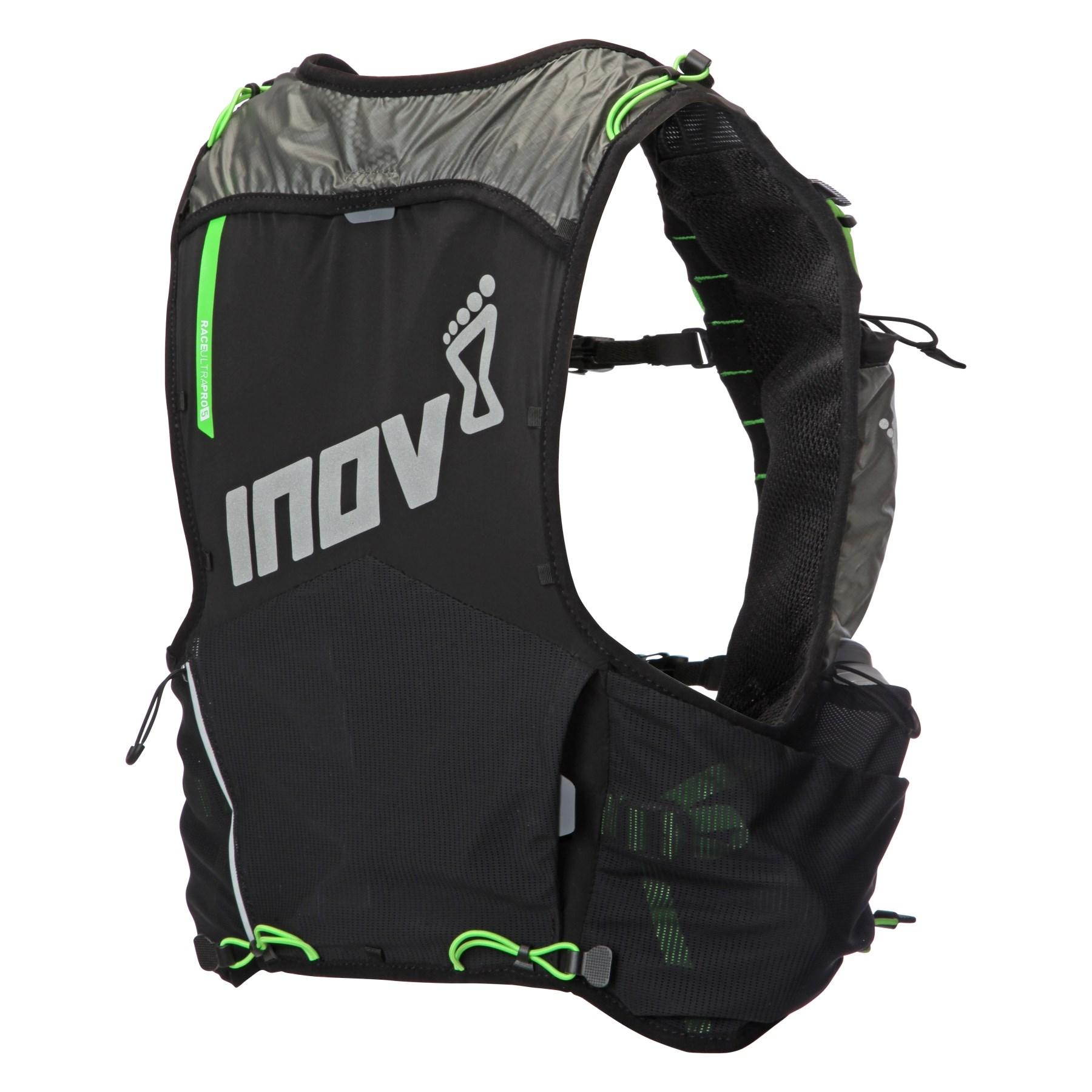 3177ff24c4 Inov-8 Race Ultra Pro 5 Vest   Black / Green